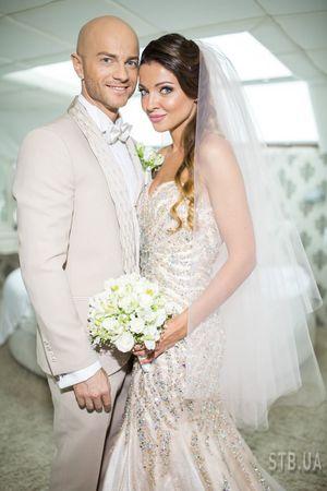 Шикарная свадьба