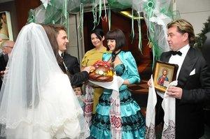 Русские традиции на свадьбу