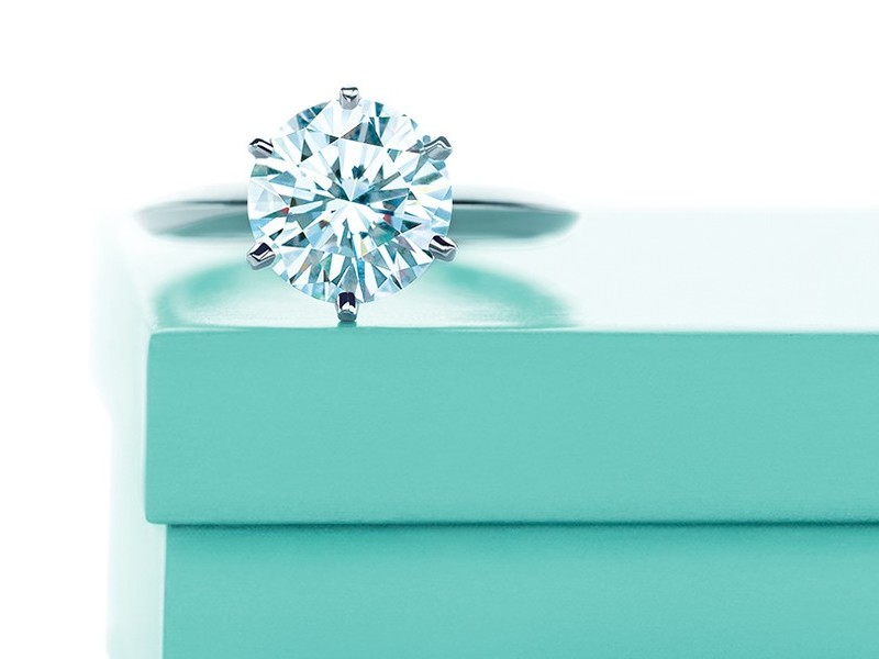 Tiffany Setting